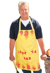 Father's Day Grilling Apron