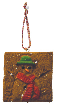 Cinnamon Christmas Ornament
