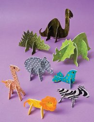 Fabric Animals