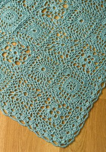 Andante Crochet Throw 3