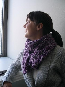 Asymmetry Scarf