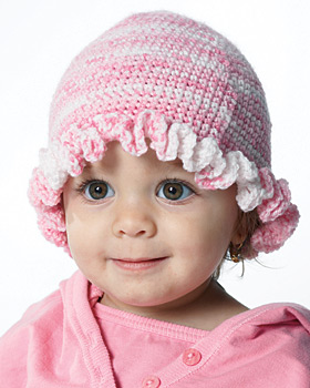 Crochet for Baby Hat