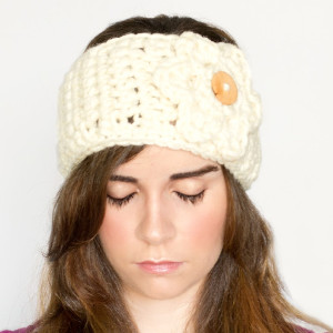 Best Crochet Ear Warmer