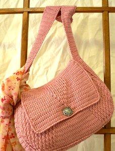 Crochet Handbag Favecraftscom