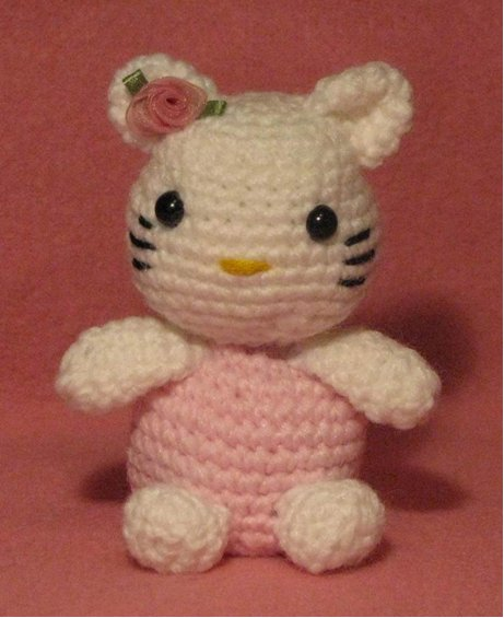 Hello Kitty Crochet Pattern By Crafts By Ap Favecrafts