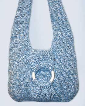 Hip Hobo Crochet Bag Pattern