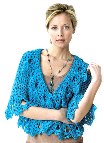 Coldwater Creek Style Cardigan