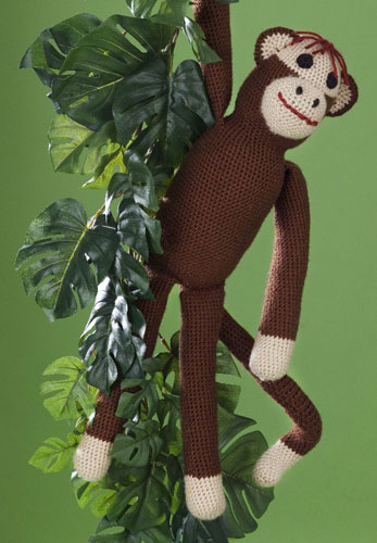 Pattern: Monkey - All About Ami | 500x347