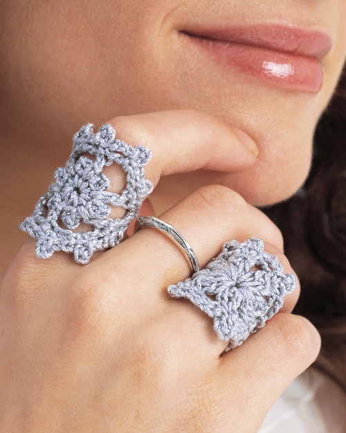 Crochet Ring Pattern