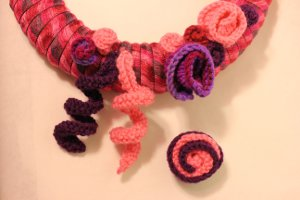 Curly Twirly Wreath