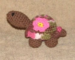 Cutest Turtle Crochet Pattern