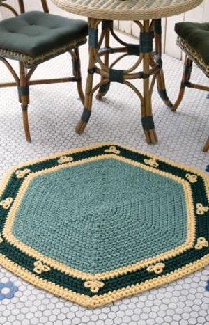 Easy Hexigon Rug
