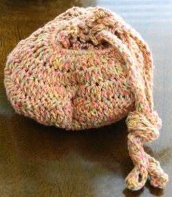 Eco-Friendly Crochet Bag 2