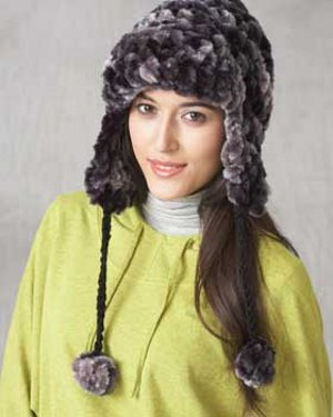 Faux Trapper Hat  6ca9921d34e