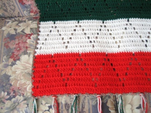 Holiday Cheer Afghan