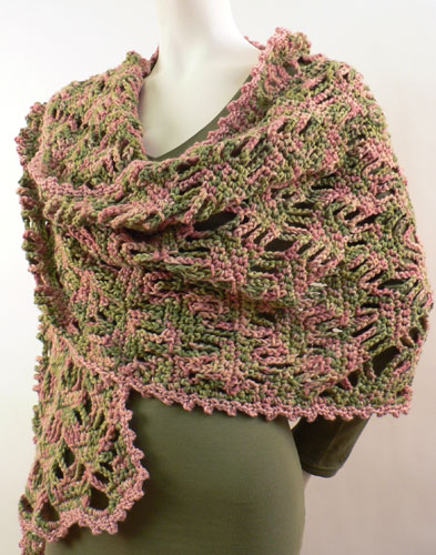Lace Lattic Wrap