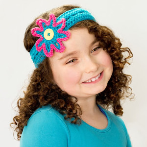Make Your Own Crochet Headband