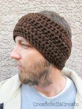 Manly Ear Warmer