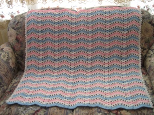 Naptime Ripple Baby Afghan Favecraftscom