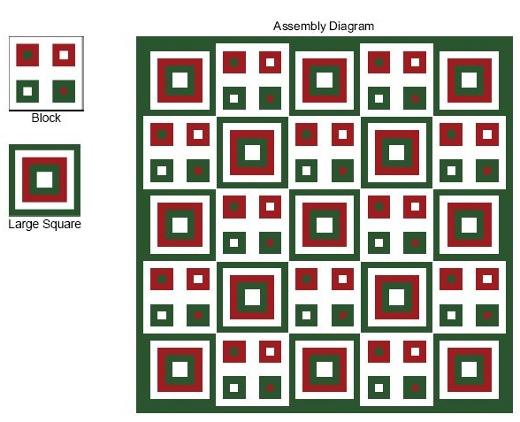 Christmas Noel Afghan Crochet Pattern Favecrafts