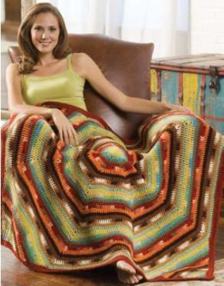 Octagonal Throw