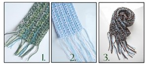 Quick and Easy Crochet Scarf 2