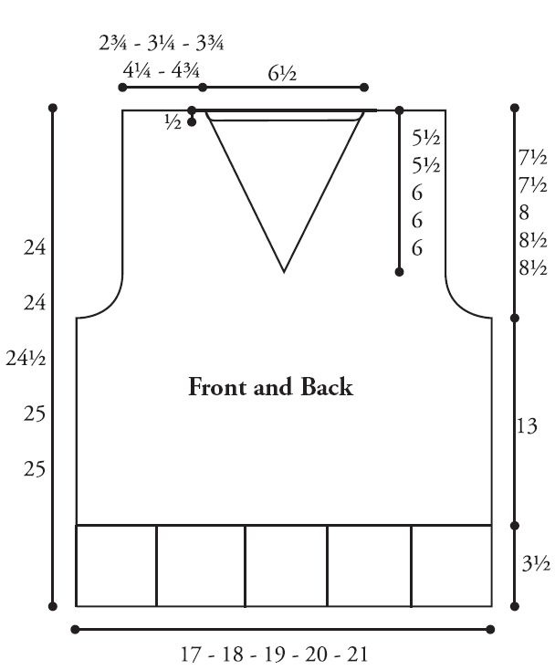 Tunic Diagram 1