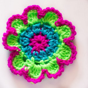 Whimsical Wildflower Crochet Pattern