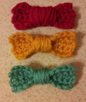 Crochet Hair Bows How to Make Bows, Hair Pins and More: 36 DIY Hair Accessories free eBook