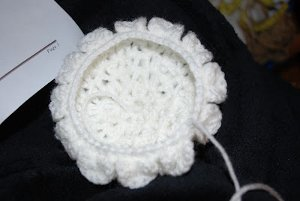 Crochet Stitch Change Purse