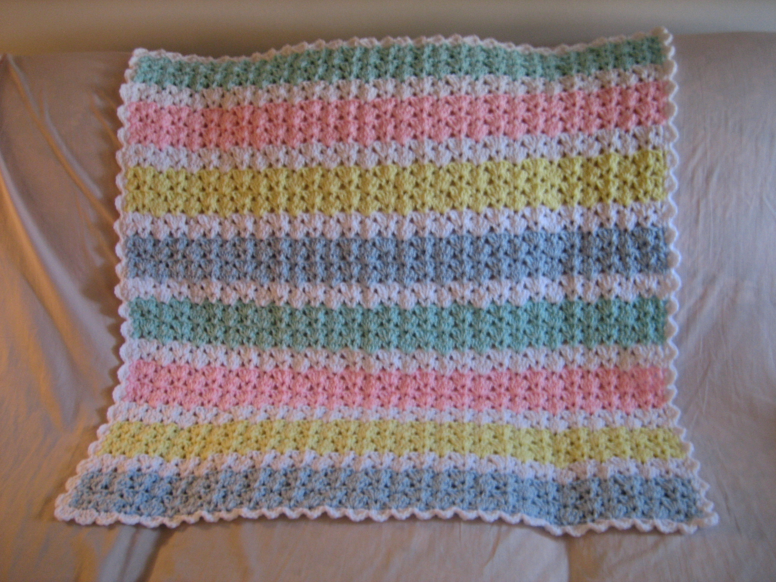 Baby Blanket Patterns Custom Design