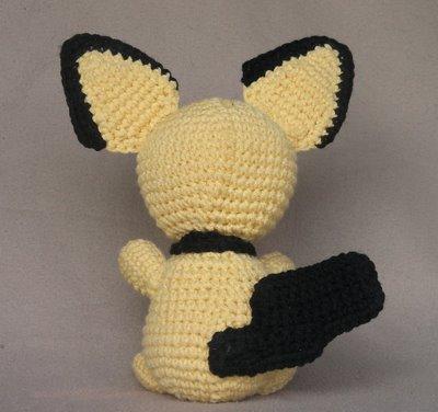 The Cute Pokemon Pocket Monster Dolls Handmade in Crochet | Gadgetsin | 376x400