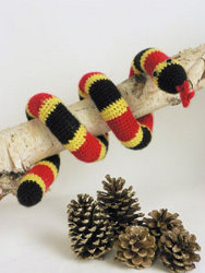 Amigurumi Snake – Bratington Bears Crochet   250x188
