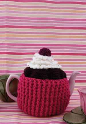 crochet tea pot cozy