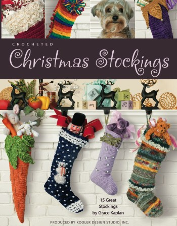 Crocheted Christmas Stockings Allfreecrochet