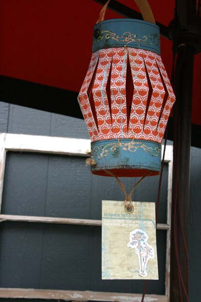 Summer Party Lanterns