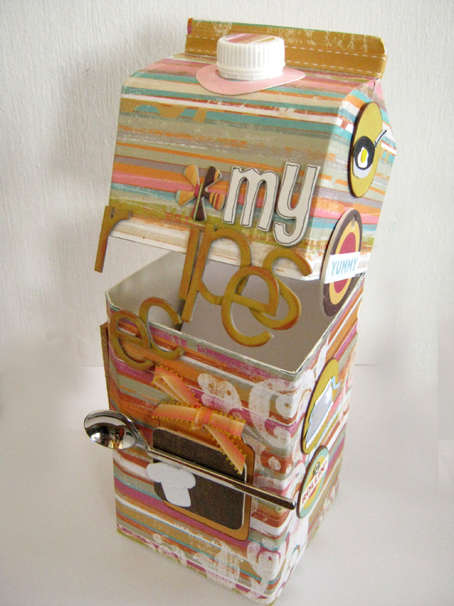 milk carton craft ideas altered milk favecrafts 4940