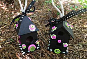 Fairy Wishes Bird House