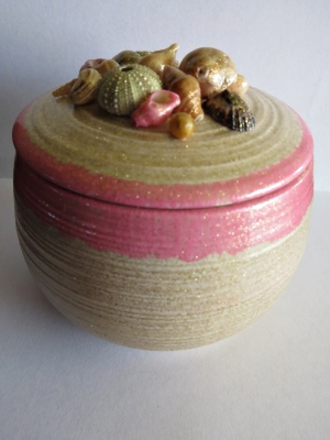 By the Sea Potpourri Jar