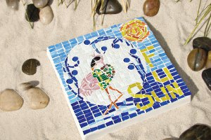 Fun in the Sun Mosaic