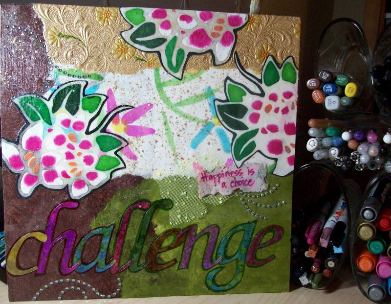 Inspiration Challenge Board