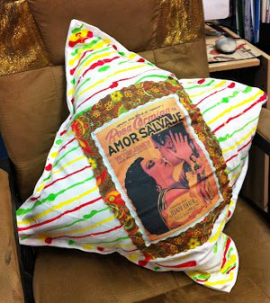 Movie Poster Pillow