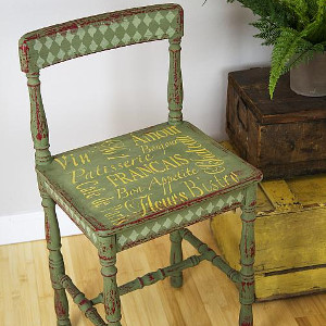 Must-Make French Chair