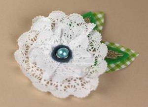Victorian dream doily flower favecrafts victorian dream doily flower mightylinksfo