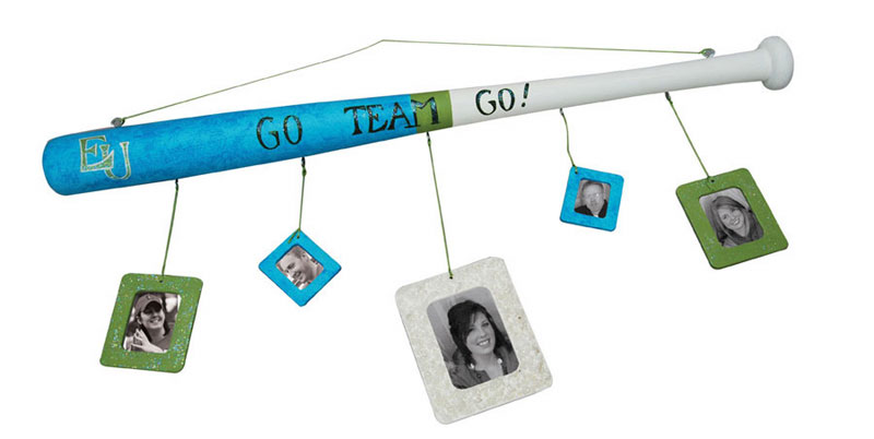 Baseball Bat Picture Hanger