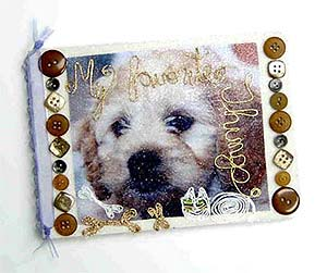 Beaded Dog Album Project
