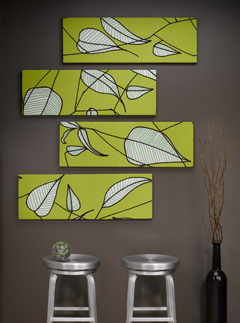 Green Wall Art