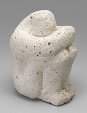 Meditation Stone Sculpture | FaveCrafts.com