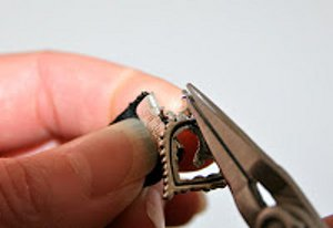 ring bookmark