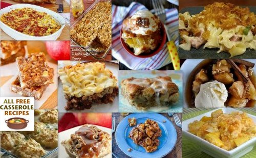 "Easy Fall Recipes: 21 Autumn Casseroles to ""Fall"" in Love With"